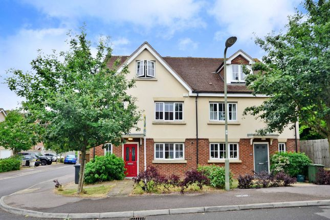 Thumbnail Semi-detached house to rent in Pickering Place, Stoughton, Guildford