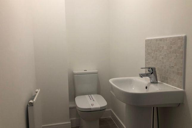 Cloakroom/wc of President Road, Buckinghamshire, Aylesbury HP18