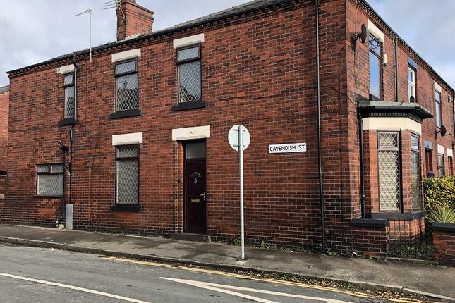 3 bed end terrace house to rent in Cavendish Street, Leigh, Greater Manchester. WN7