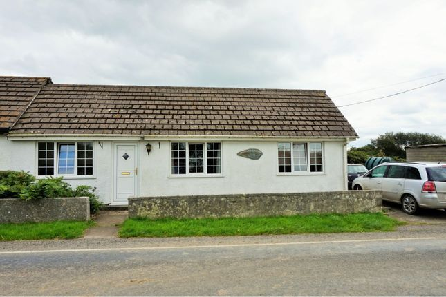 3 bed semi-detached bungalow for sale in Crundale, Haverfordwest SA62
