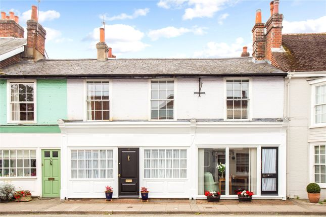 Thumbnail Terraced house for sale in East Street, Alresford, Hampshire