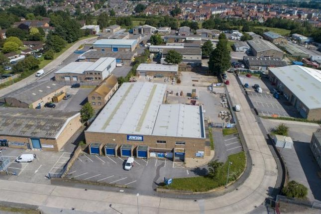 Thumbnail Industrial for sale in Former Jewsons, 30 Oxford Road, Pen Mill Trading Estate, Yeovil