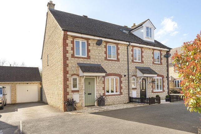 Thumbnail Semi-detached house for sale in Stanford In The Vale, Faringdon
