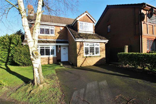 Thumbnail Detached house for sale in Hampshire Road, Walton-Le-Dale, Preston