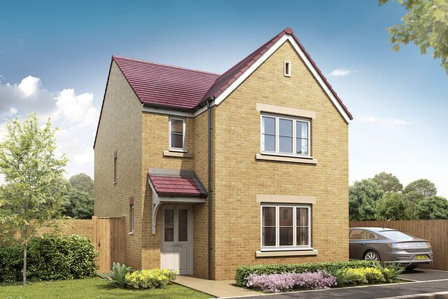 """3 bed detached house for sale in """"The Hatfield"""" at Andrew Road, Tawstock, Barnstaple EX31"""
