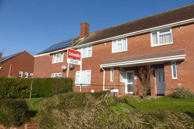 Thumbnail Property to rent in Mincinglake Road, Exeter