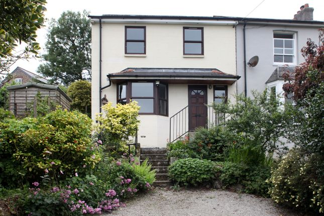 Thumbnail End terrace house to rent in Delaware Road, Drake Walls, Gunnislake, Conrwall