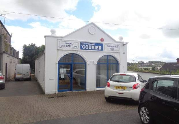 Thumbnail Industrial for sale in Scotch Street, Dungannon, County Tyrone
