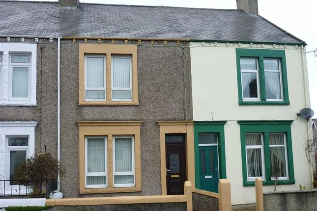 Thumbnail Terraced house to rent in Main Road, Seaton, Workington