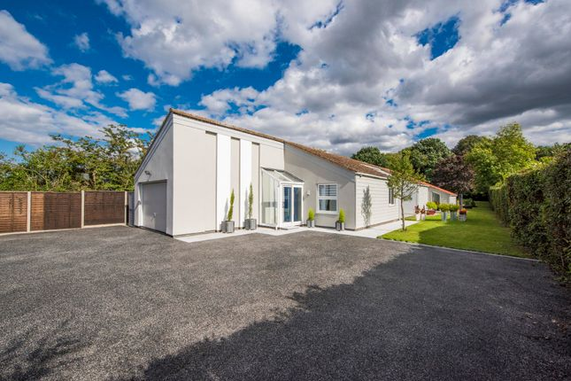Thumbnail Detached bungalow for sale in Heath Road, Polstead, Colchester