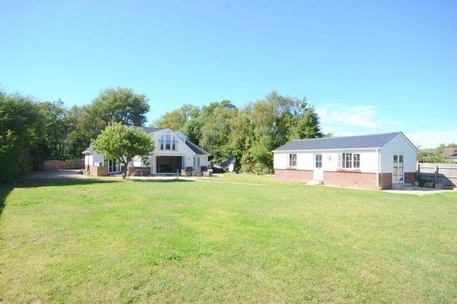 Thumbnail Detached bungalow for sale in Dudmoor Farm Road, Christchurch