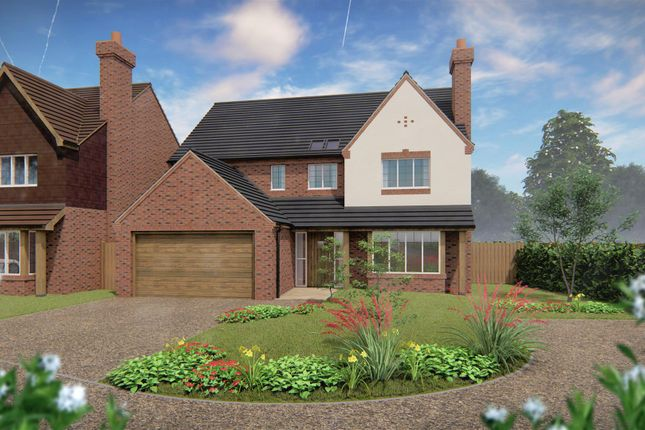 Thumbnail Detached house for sale in Firfield Avenue, Breaston, Derby