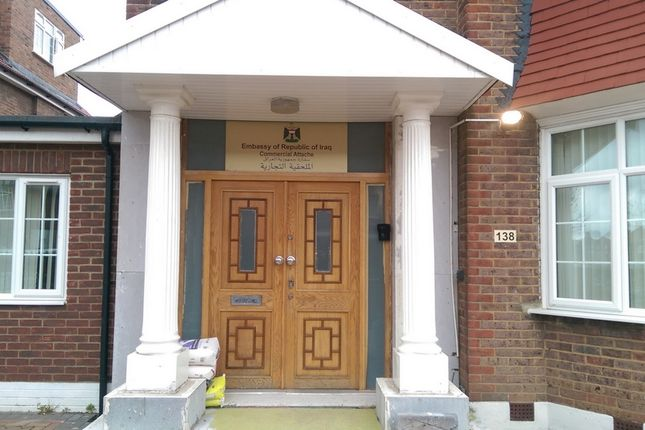 Thumbnail Detached house to rent in Anson Road, London