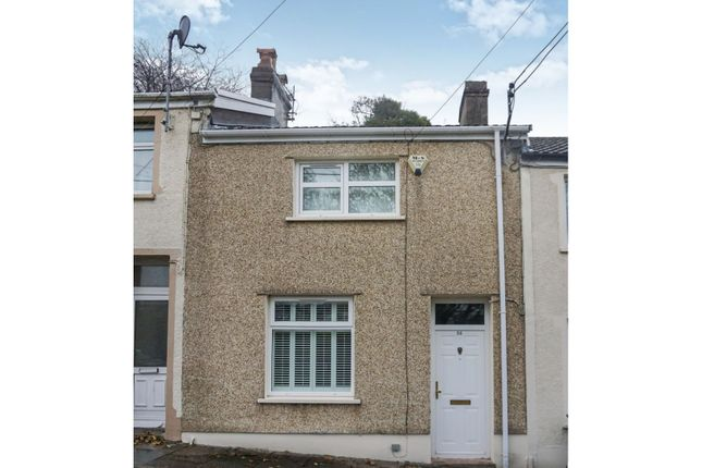 Thumbnail Terraced house for sale in Balaclava Road, Merthyr Tydfil