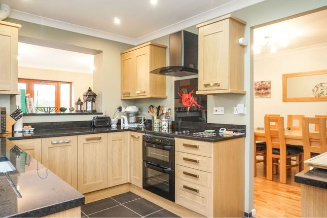 Kitchen of Woodlands Road, Hockley SS5