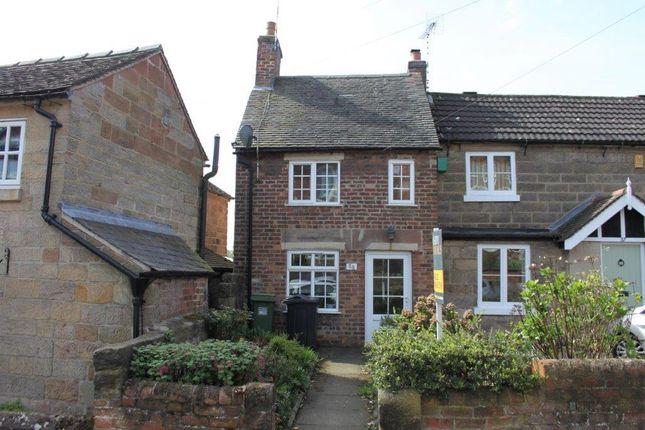Thumbnail Semi-detached house for sale in King Street, Duffield, Belper, Derbyshire