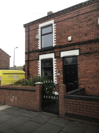 Thumbnail End terrace house to rent in New Street, St. Helens