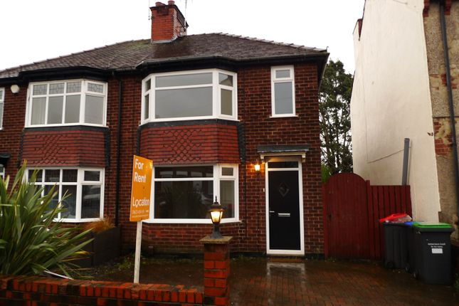 3 bed semi-detached house to rent in Carnarvon Grove, Sutton-In-Ashfield NG17