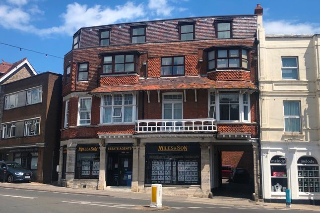 Thumbnail Flat for sale in Rempstone Road, Swanage