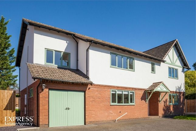 Thumbnail Detached house for sale in Chapel Hill, Bicton Heath, Shrewsbury, Shropshire