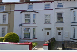 Thumbnail Terraced house for sale in Clifton Road, Llandudno, Conwy