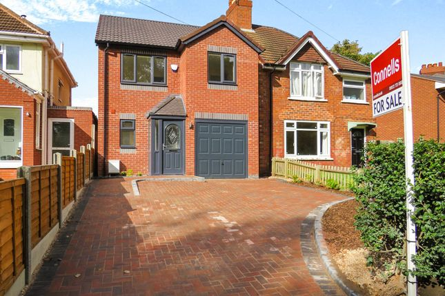 Thumbnail Detached house for sale in Coalpool Lane, Walsall