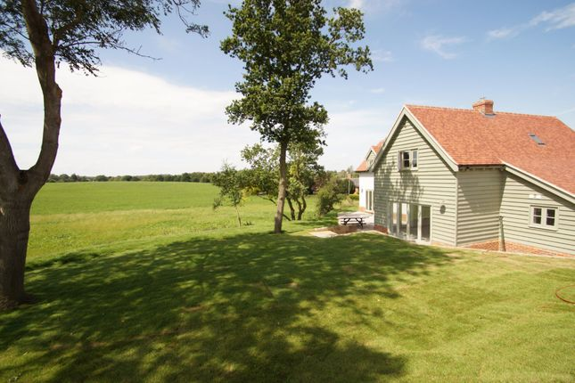 Thumbnail Detached house for sale in Mill Street, Middleton, Saxmundham