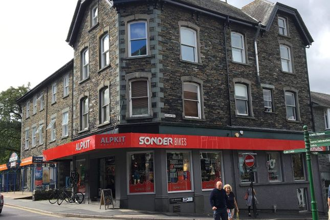 Thumbnail Retail premises for sale in Lake Road, 100, Ambleside