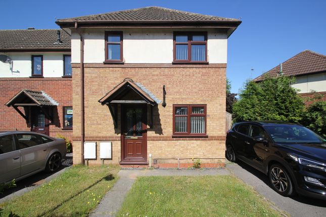 Thumbnail Semi-detached house to rent in Pearce Close, Dudley