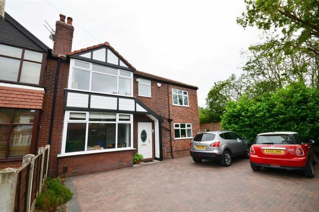 Thumbnail Semi-detached house to rent in Saddlewood Avenue, Didsbury, Manchester, Greater Manchester