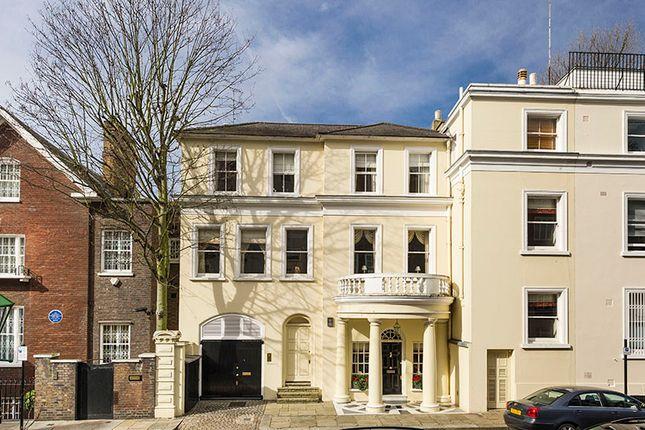 5 bedroom town house for sale in Hyde Park Gate, Kensington London