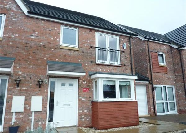 Thumbnail Link-detached house to rent in Sorrel Road, Grimsby