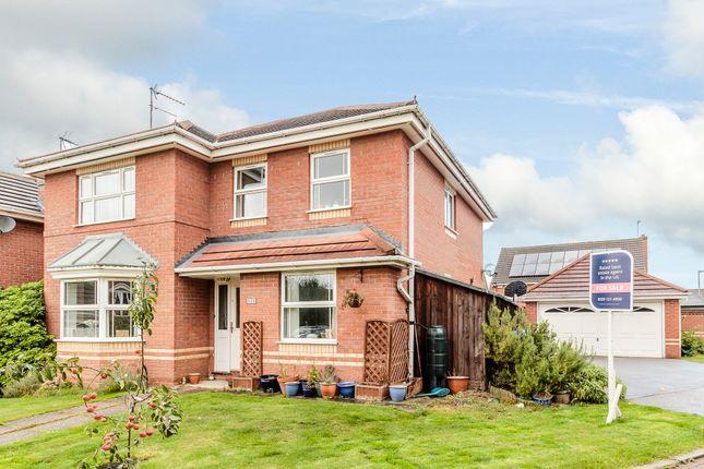 Thumbnail Detached house for sale in Shelland Close, Market Harborough