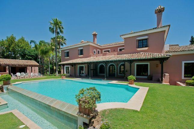 Villa for sale in Guadalmina Baja, Costa Del Sol, Spain