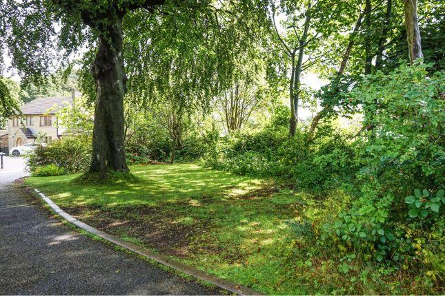Front Garden of Cromwell Court, Bradford BD9