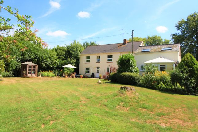 Thumbnail Detached house for sale in Payhembury, Honiton
