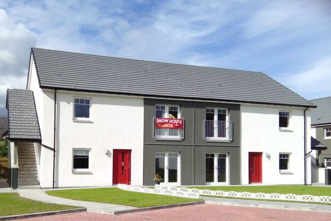 Thumbnail Flat for sale in Granish Way, Aviemore