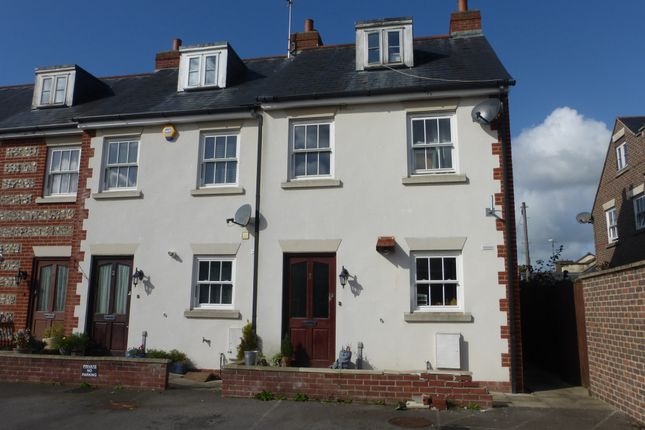 Thumbnail End terrace house for sale in Bryanston Street, Blandford Forum