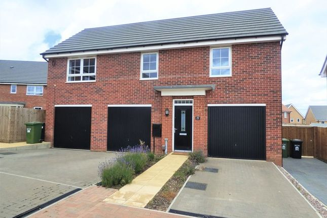 Thumbnail Flat for sale in Jupiter Way, Wellingborough