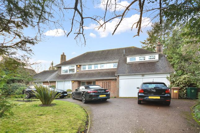 Thumbnail Detached house to rent in Wolsey Road, Northwood, Middlesex