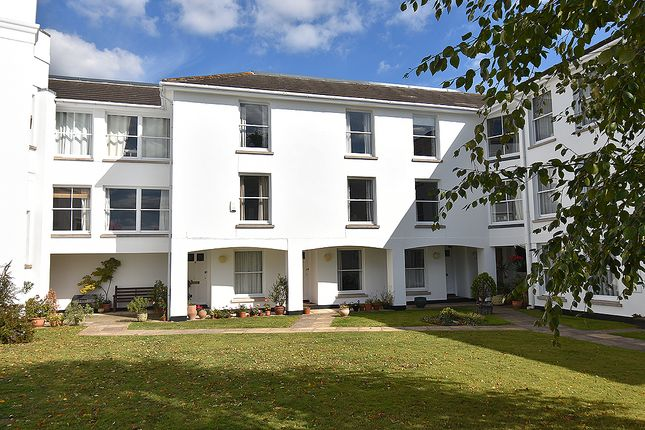 Thumbnail Town house for sale in Colleton Crescent, Exeter
