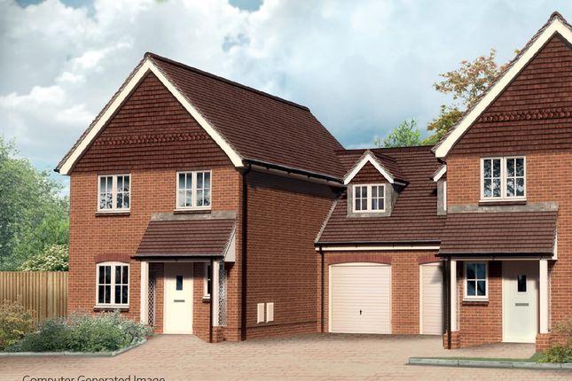 Thumbnail Semi-detached house for sale in Stockett Lane, Coxheath, Maidstone