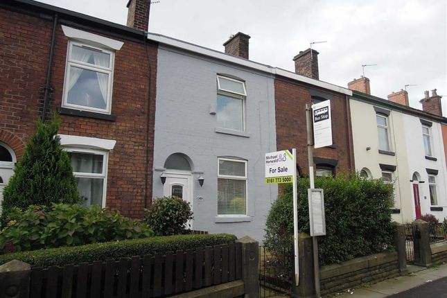 Thumbnail Terraced house to rent in Bolton Road, Radcliffe, Radcliffe Manchester