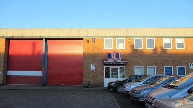 Light industrial to let in 81Tenter Road, Moulton Park Industrial Estate, Northampton