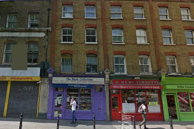 Thumbnail Retail premises for sale in Hackney Road, London