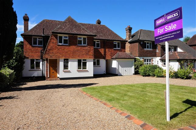 Thumbnail Detached house for sale in Redgate Drive, Bromley