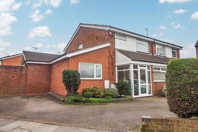 Thumbnail Semi-detached house for sale in Moor End Lane, Erdington, Birmingham