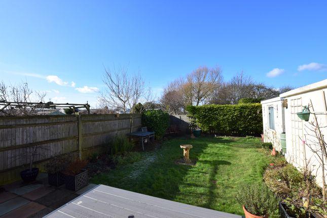 Garden of Tower Close, Pevensey Bay BN24