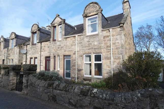 Thumbnail Semi-detached house for sale in 27 West Road, Elgin