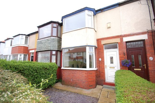 Thumbnail Terraced house for sale in Highbank Avenue, Blackpool
